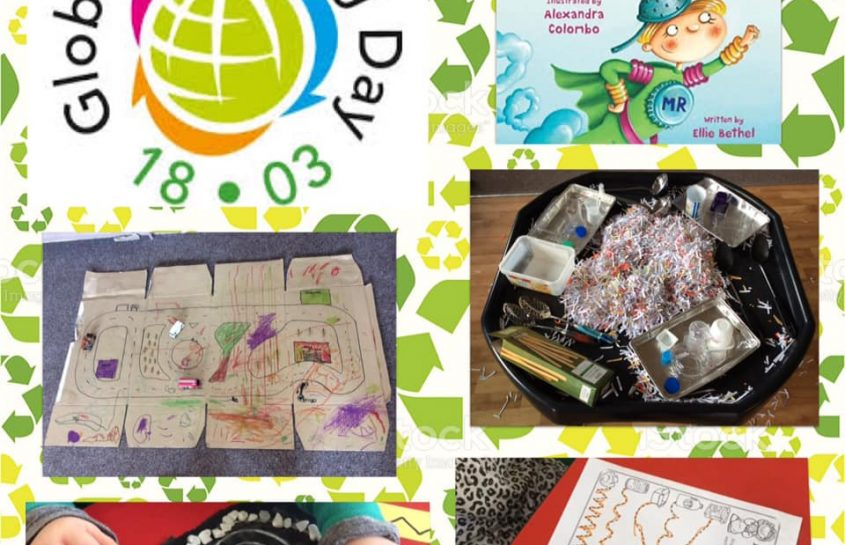 Global Recycling Day 2021
