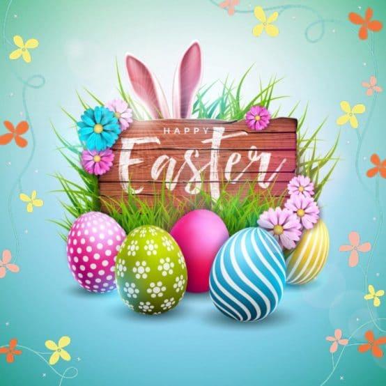 Community Easter Egg Hunt 2021